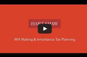 Watch our video about Wills.